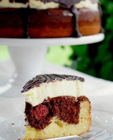 Торт с сгущенкой рецепт с фото пошагово в домашних условиях