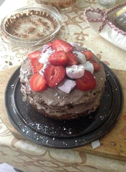 Торт сметанник классический рецепт с фото пошагово со сметанным кремом