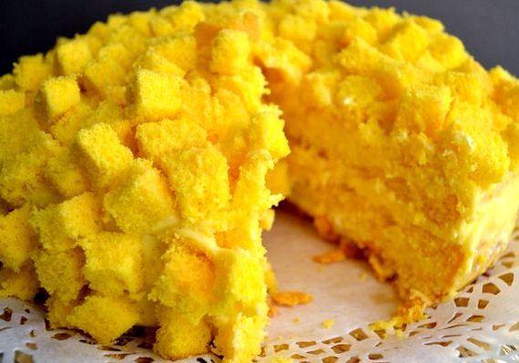 Торт трюфельный рецепт с фото в домашних условиях