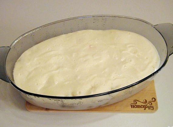 Творожная запеканка со сгущенкой в духовке пошаговый рецепт с фото