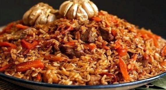 Узбекский плов рецепт с фото пошагово в казане с говядиной