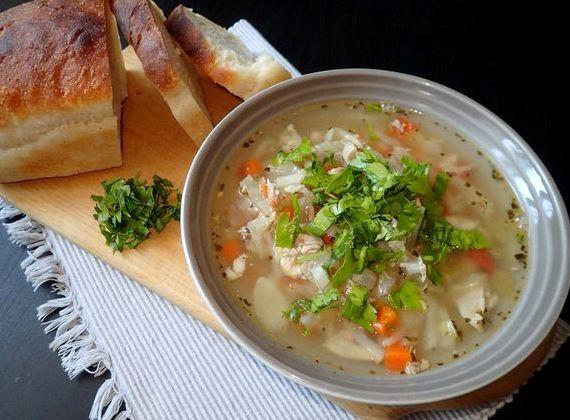 Вкусные щи из свежей капусты рецепт с фото