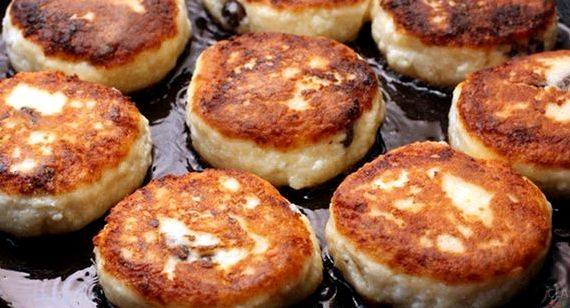 вкусные сырники из творога рецепт с фото пошагово на сковороде