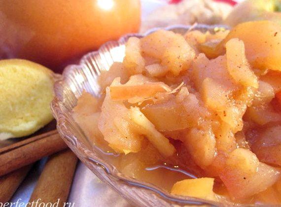 Запечённые яблоки в духовке рецепт с фото