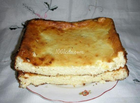 Запеканка из творога рецепт с фото пошагово