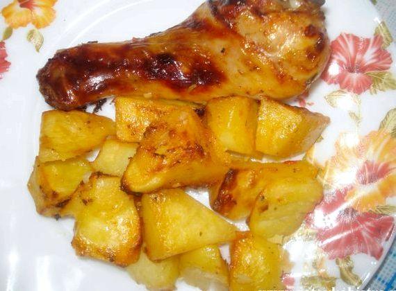 Запеканка с фаршем и картошкой в духовке рецепт