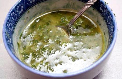 Заправка для греческого салата рецепт в домашних условиях