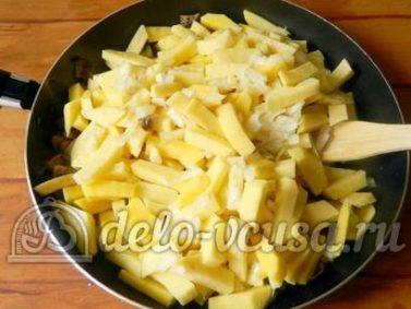 картошка рецепт печенье 500-700